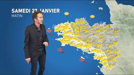 Illustration de l'actualité La météo de votre samedi 23 janvier 2021