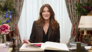Carla Bruni's Life in Looks Is a Fascinating Jou