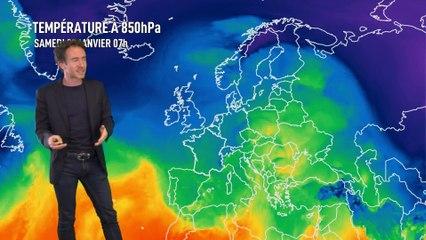 Illustration de l'actualité La météo de votre dimanche 24 janvier