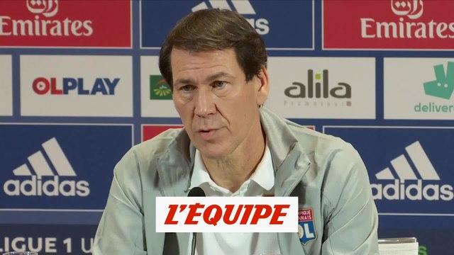 Garcia : «Un derby, ça reste un derby» - Foot - L1 - OL