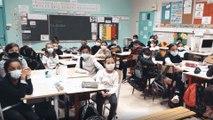 OM Fondation : Dimitri Payet en visio avec les écoles de Marseille