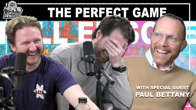 KFC Radio: Perfect Health. Perfect Butthole. Perfect Game...And Paul Bettany