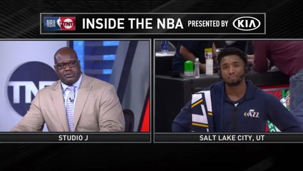 Are Shaq's Comments to Donovan Mitchell Something or Nothing?