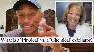 Pharrell & His Dermatologist Answer Common Skincar