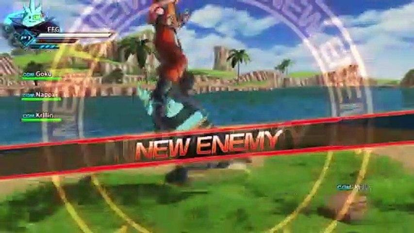 Dragon Ball Xenoverse 2 Epsiodes 3-4