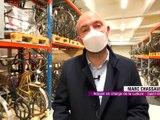 Découvrez les réserves des musées de Saint-Etienne - Reportage TL7 - TL7, Télévision loire 7