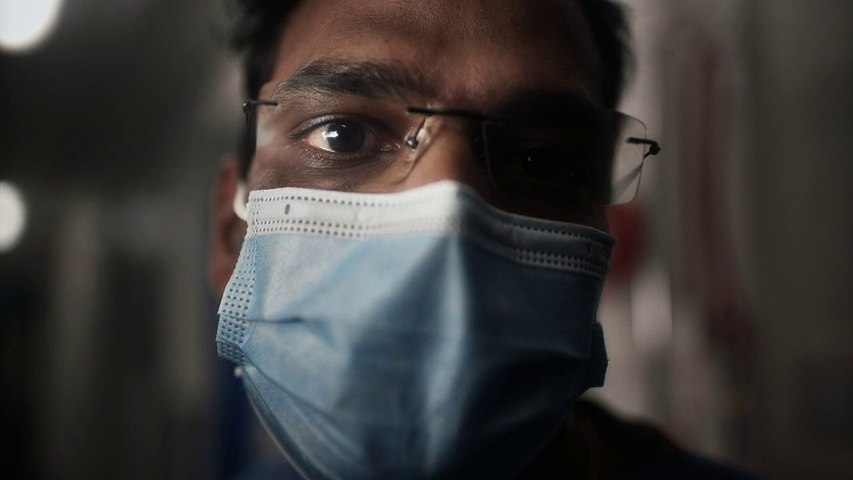 'Look Into My Eyes': NHS and UK Government