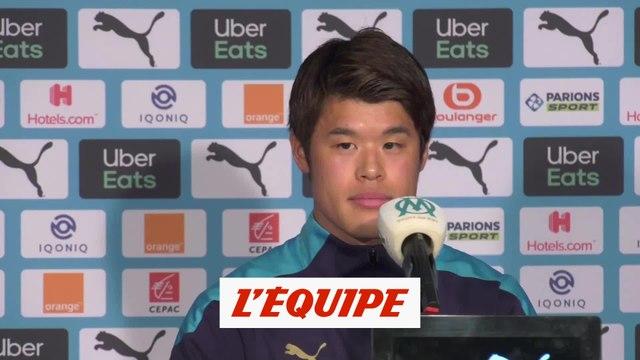 Sakai : «Je dois mieux parler français» - Foot - L1 - OM