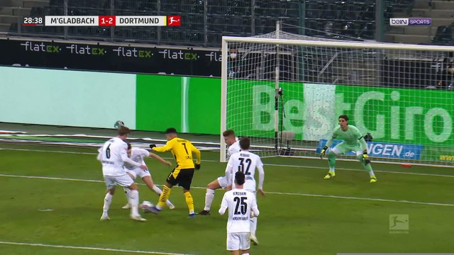Bundesliga - Retour gagnant pour Thuram, Haaland n'a pas suffi !