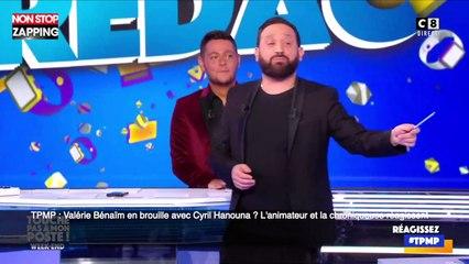 TPMP : Valérie Bénaïm en brouille avec Cyril Hanouna ? L'animateur et la chroniqueuse réagissent (vidéo)