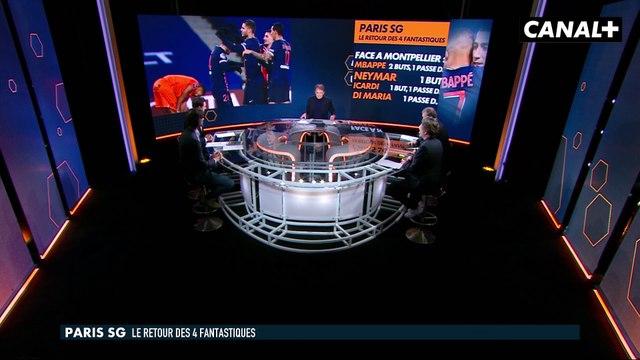Le débrief de PSG / Montpellier avec la réaction de Kylian Mbappé