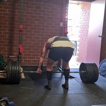 260kg fail