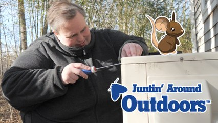 Juntin' Around Outdoors 10: Dead Mouse in the Air Conditioning