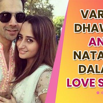 Beautiful Love Story Of Varun Dhawan And Natasha Dalal