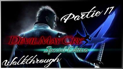 Walkthrough   Devil May Cry 4 Special Edition : Vergil [17/20] : Sac à PV ?