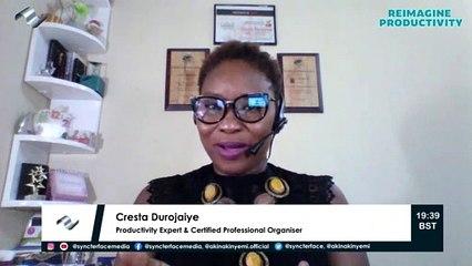 When thinking small leads to big profit – Cresta Durojaiye