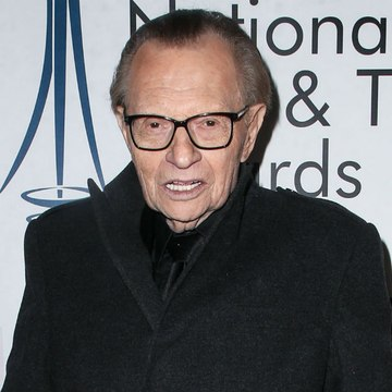 Legendary talk show host Larry King dies aged 87