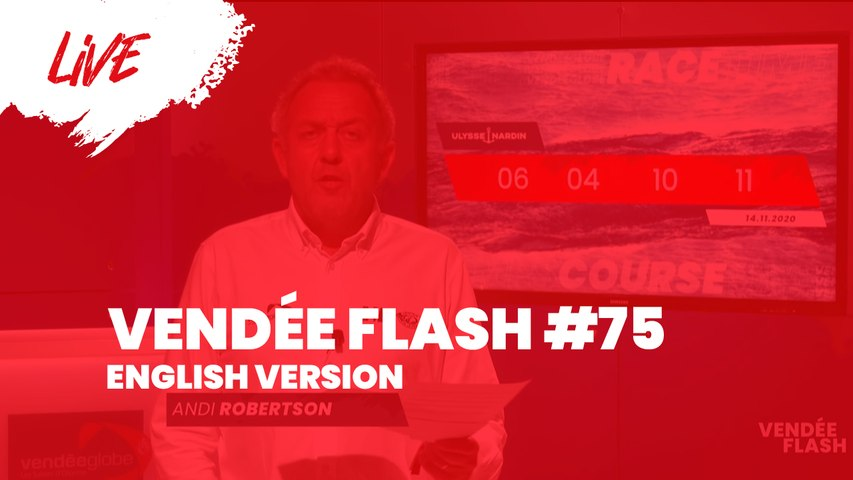 Vendée Flash #75 [EN]