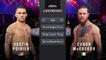 UFC 257 - Poirier vs. McGregor II - Lightweight Main Event - CPU Prediction