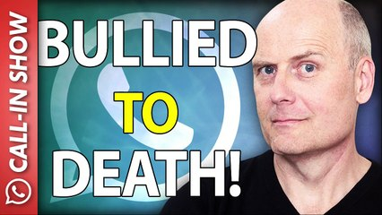 BULLIED TO DEATH! Freedomain Call In