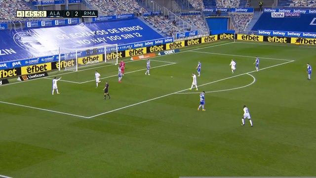 La Liga : Hazard, premier but depuis deux mois