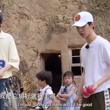 [ENG SUB] Let's Go Ep11 Part 2 | Bi Wenjun & Fan Chengcheng