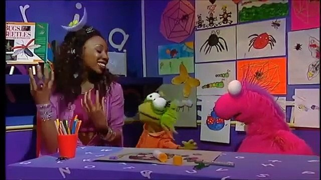 The Story Makers: Series 2: Creepy Crawlies