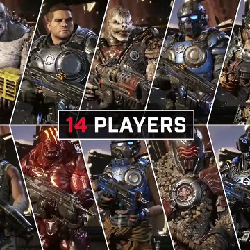 Gears 5- Operation 2 - Official Free For All Gameplay Features Trailer