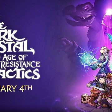 The Dark Crystal- Age of Resistance Tactics - Official Release Date Gameplay Trailer