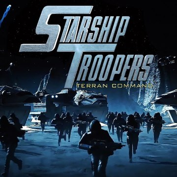 Starship Troopers- Terran Command - Official Announcement Trailer