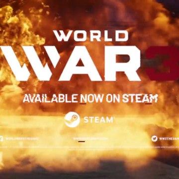 World War 3 - 'Breakthrough' Official Game Mode Gameplay Reveal Trailer