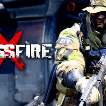 CrossfireX - Official First Gameplay Teaser - X019
