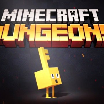 Minecraft Dungeons - Official Release Date Announcement Trailer - X019