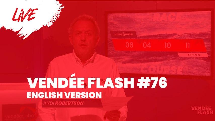 Vendée Flash #76 [EN]