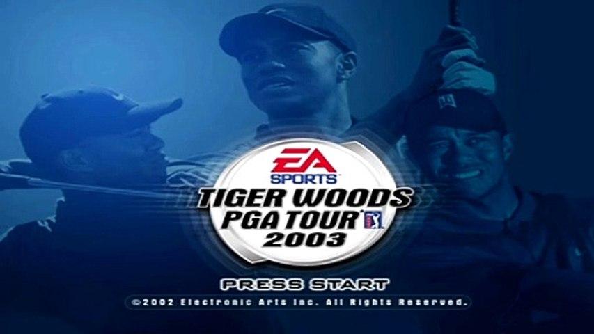 Tiger Woods PGA Tour 2003 Full Soundtrack