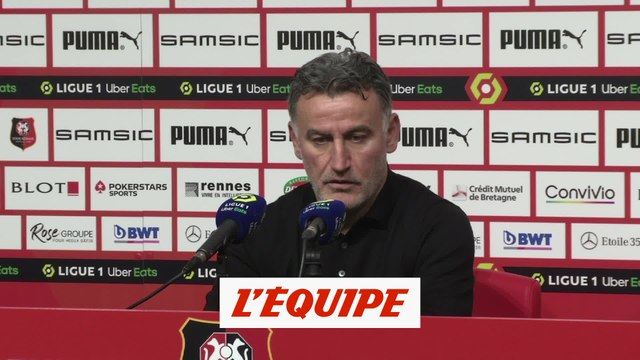 Galtier : « Une victoire très importante » - Foot - L1 - Lille