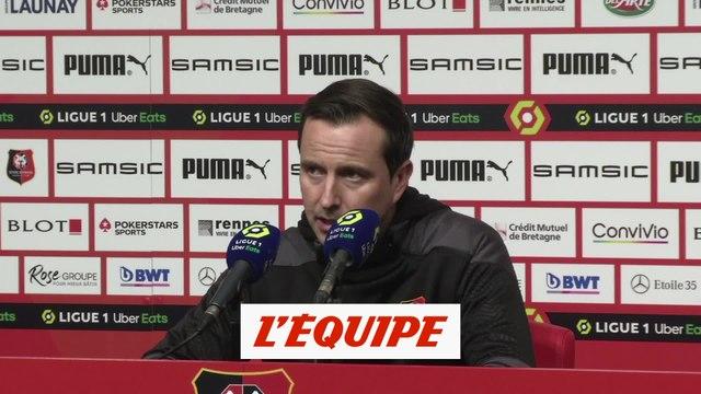 Stéphan : « On a été trop timides » - Foot - L1 - Lille