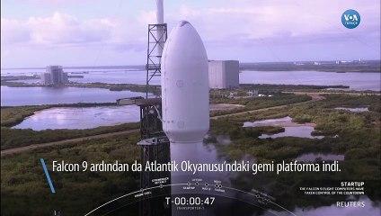 143 Uzay Aracı ve Uyduyu Yörüngeye Yerleştirdi