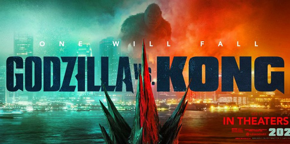 Godzilla vs Kong - Official Trailer - Monster Movie 2021 vost