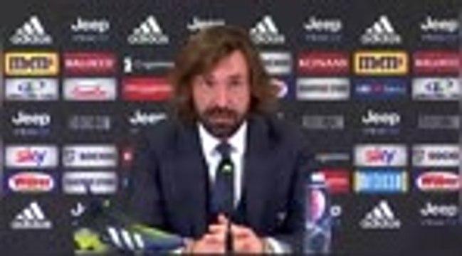 19e j. - Pirlo est content du duo Ronaldo/Kulusevski