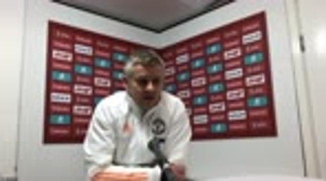 """Manchester United - Solskjaer : """"Pogba a très bien joué"""""""