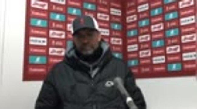 "Liverpool - Klopp : ""On sait exactement sur quoi on doit travailler"""
