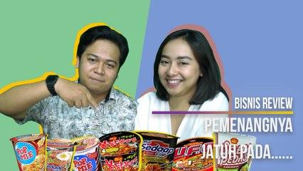 Food Battle Mi Goreng Instan Kemasan Cup, Mana yang Paling Juara?