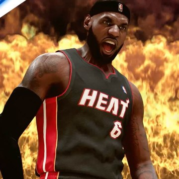 NBA 2K21 - MyTEAM- Inferno Packs - PS5, PS4