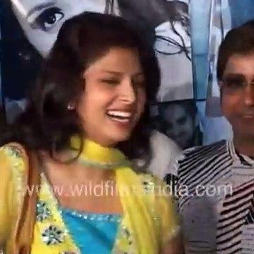 Hrishita Bhatt, Sonu Kakkar, Faisal Saif & cast at music album of 'Jigyaasa'