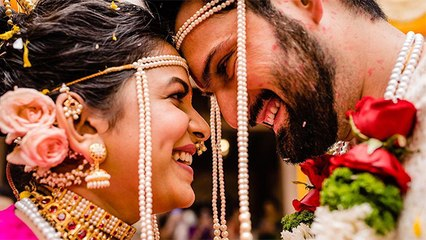 सिद्धार्थ चांदेकर आणि मिताली मयेकर अडकले लग्न गाठीत; मराठी कलाकारांनी लग्नासाठी लावली हजेरी