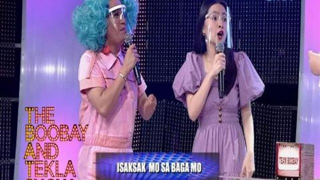 TBATS:  Barbie Forteza, NAGPAKITANG-GILAS sa 'Don't English Me!"