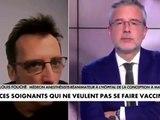 Intervention de Louis Fouché, sur CNews.