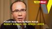 Fikir rakyat, bukan masa rebut kuasa: Dr Jeniri Amir