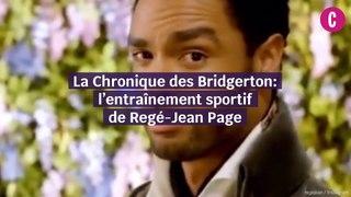 Rege Jean Page devoile son entrainement muscle pou